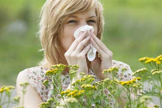 Перша допомога при алергії