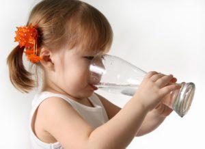 200 Алергія на воду у дитини