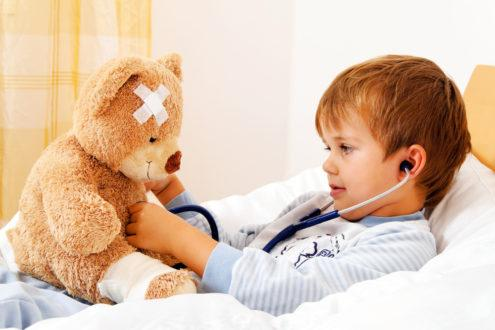 Симптоми і лікування аденовірусної інфекції у дітей