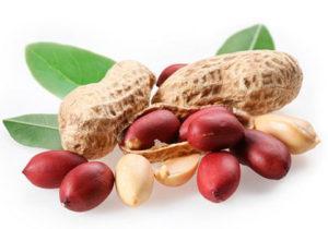 1201 Користь і шкода арахісу, і його калорійність