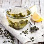 2709 Застосування зеленого чаю