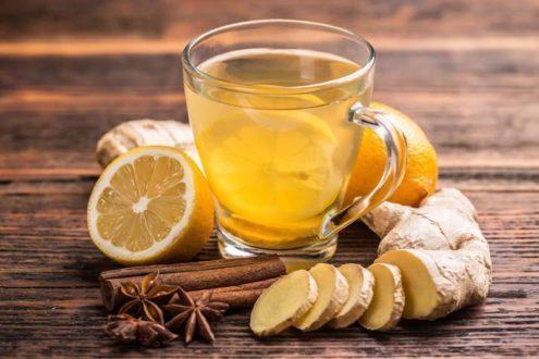 2877 Застосування та лікування імбирним чаєм