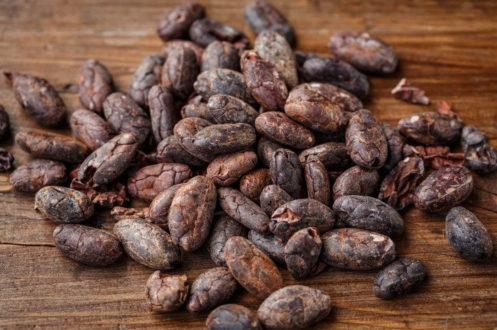 Корисні властивості і застосування какао-бобів